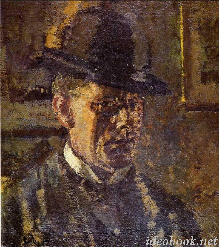 The Juvenile Lead - Walter Sickert