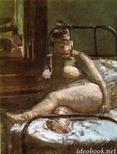 La Hollandaise - Walter Sickert