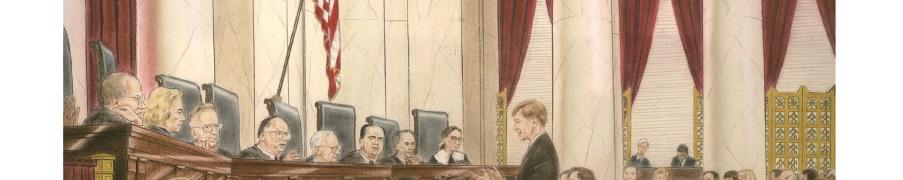 西格尔、斯皮斯:《正义背后的意识形态:最高法院与态度模型》(修订版)