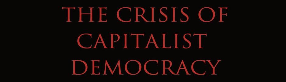 理查德·波斯纳:《资本主义民主的危机》