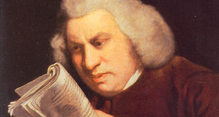 塞缪尔·约翰逊:《莎士比亚戏剧集》序言