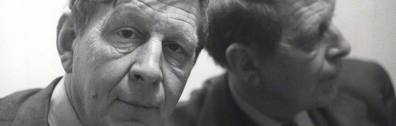 诗:The Hidden Law, by W. H. Auden. 奥登《暗藏的法律》