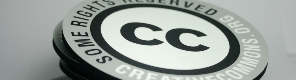 和互联网有关的部分CC作品