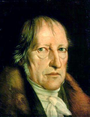 黑格尔 Hegel