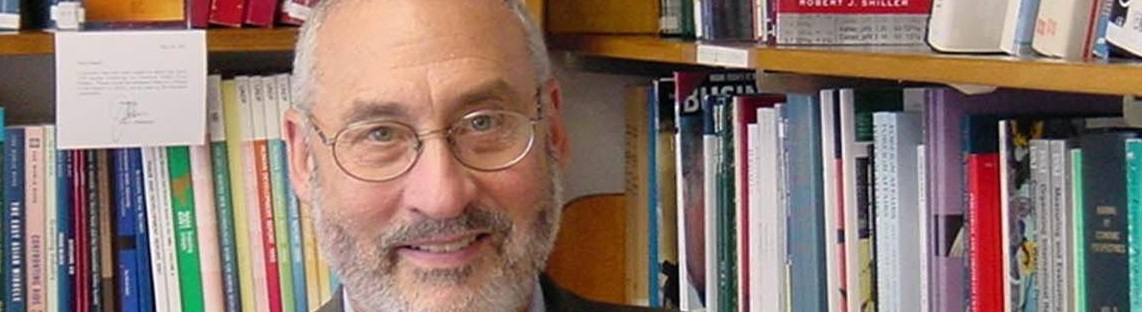 Charlie Rose's interview with Joseph Stiglitz